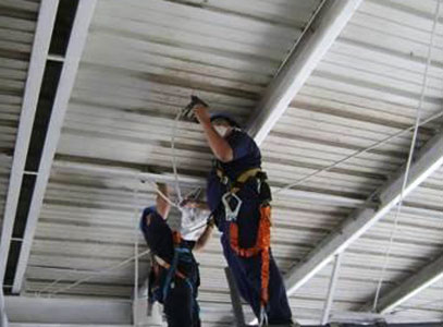 Ceiling Cleaning Company