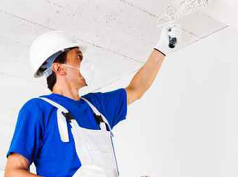 Suspended Ceiling Tiles Cleaner