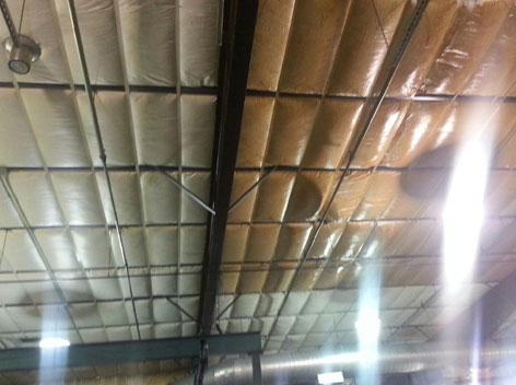 Factory Ceiling Cleaners