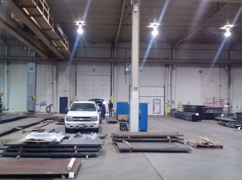 Warehouse Cleaning in Toronto